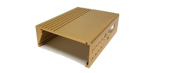 散热器材料为什么会选铝型材?